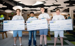 Tyler Technologies Announced 2018 Maine App Challenge Winners