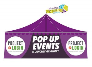 Project>Login seeks presenters for our Tech Night at the Maine Science Festival